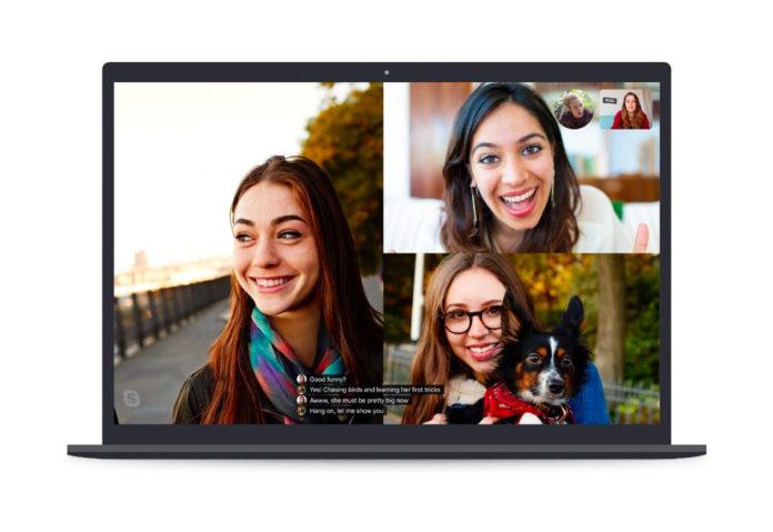 Skype migliora l'accessibilità con la trascrizione automatica dell'audio