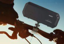 Altoparlante Bluetooth anti-tutto con attacco a vite in sconto a soli 13,99 euro