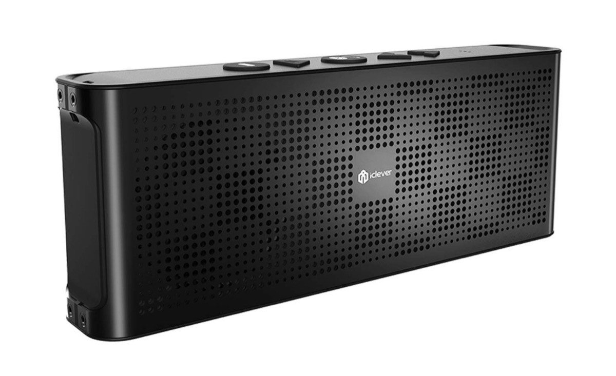 iClever IC-BTS04, mini-speaker Bluetooth a prova di tutto in sconto a 19,49 euro