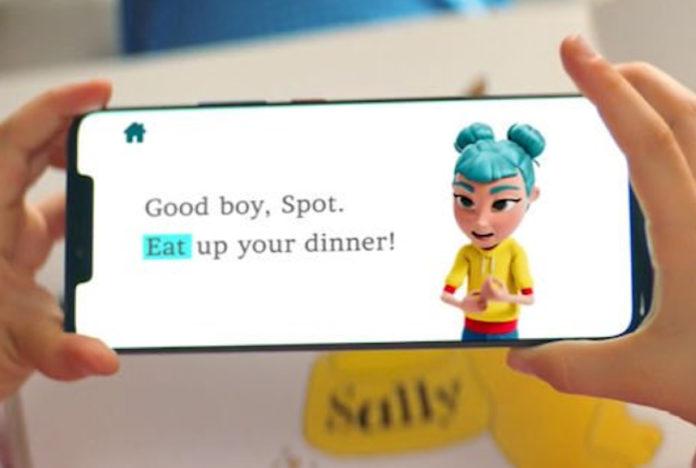 Huawei presenta Storysign, l'app che insegna a leggere ai bambini non udenti