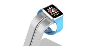 Dock in alluminio per Apple Watch, stabile e robusto: sconto a 10,99 euro
