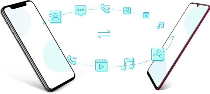 iSkysoft Toolbox, un click per trasferire dati da smartphone a smartphone, da iPhone ad Android