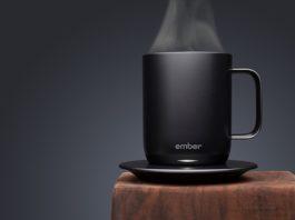 Tazza smart Ember con controllo della temperatura
