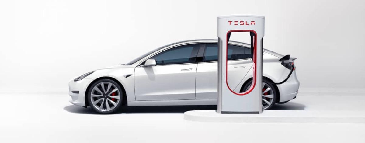 Le stazioni Supercharger di Tesla in tutta Europa nel 2019