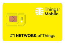 La SIM IOT e M2M di Things Mobile perfetta per domotica, allarmi, automotive