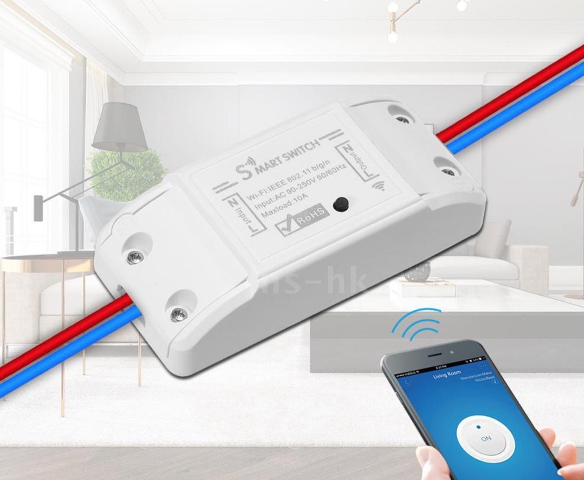 Tuya, lo switch Smart per rendere intelligente tutta la casa