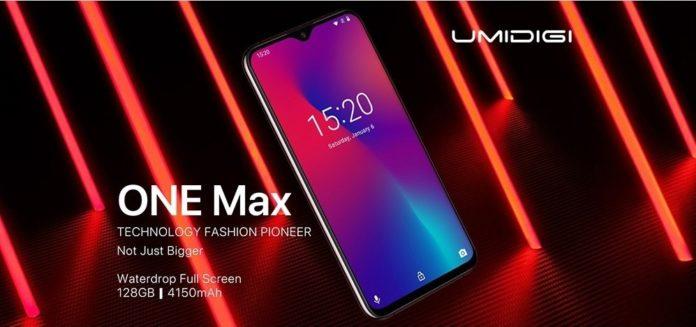 UMIDIGI One Max, ecco il clone di OnePlus 6T che costa meno di un terzo