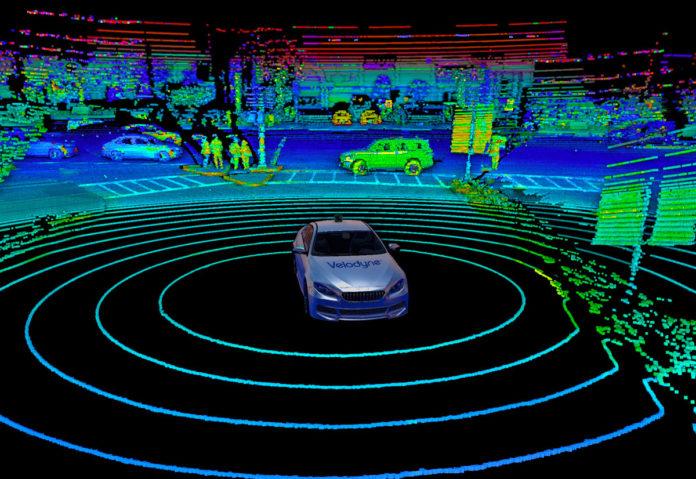 Nikon investe in Velodyne, specializzata in sensori lidar per i veicoli a guida autonoma
