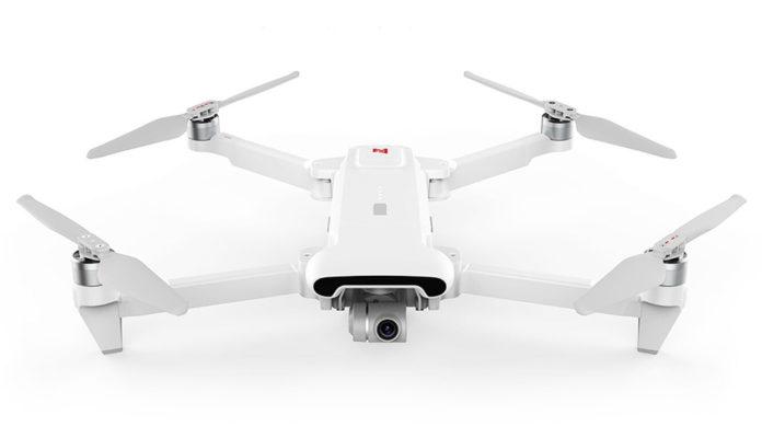 Xiaomi FIMI X8 SE, il drone rivale del Mavic Air in prevendita a 380 Euro