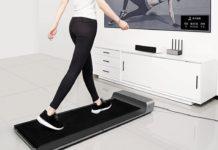 Pedana tapis roulant smart pieghevole Xiaomi Youpin A1 in offerta lampo