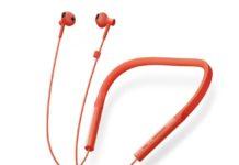 Gli auricolari di Xiaomi con collare assomigliano alle EarPods di Apple