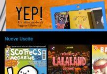 YEP! la Netflix italiana dei fumetti