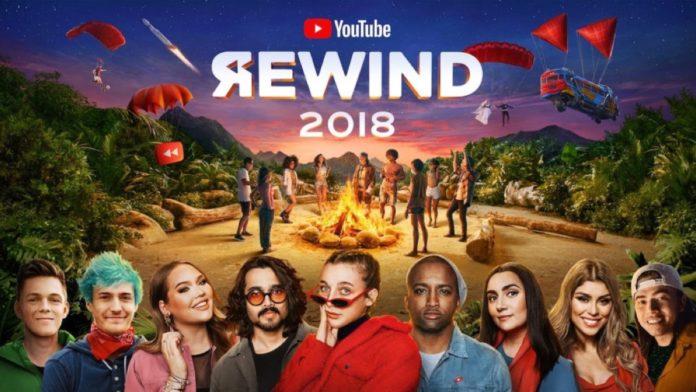 """YouTube Rewind 2018 è il video con più """"Non mi piace"""" della storia"""
