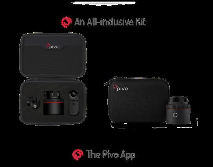 Al CES 2019 Pivo, il gadget definitivo per gli Youtuber