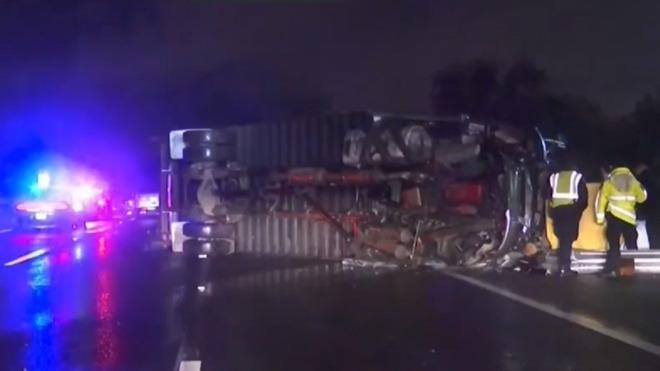 Camion Apple coinvolto in un incidente mortale: trasportava materiale segreto