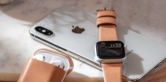 Nomad debutta con cinturino Apple Watch e cover per la custodia AirPods in pelle naturale