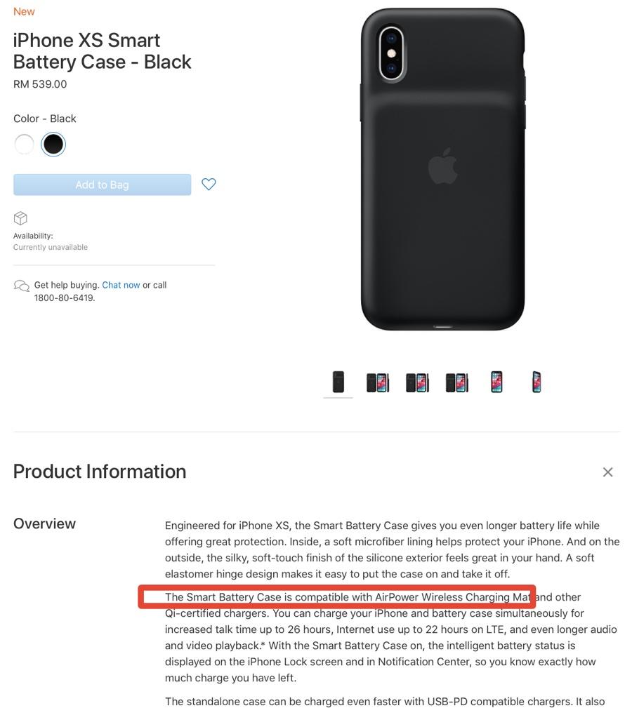 AirPower esiste ma è solo una citazione subito rimossa da Apple