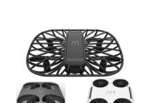 Al CES 2019 AirSelfie presenta tre nuovi droni tascabili