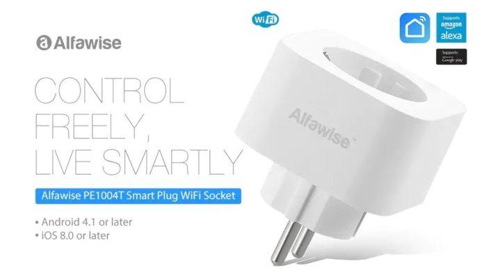 É di Alfawise la presa smart più economica: in super offerta a soli 8 euro