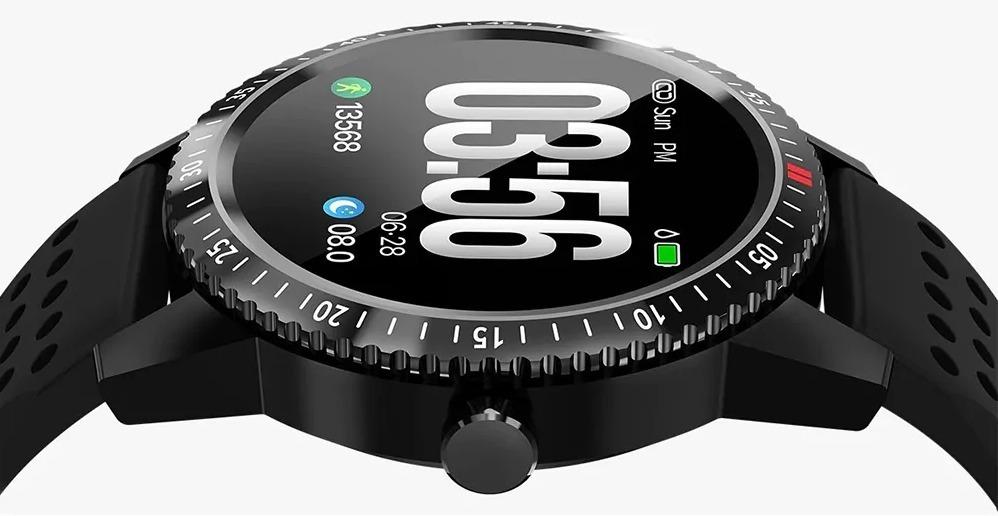 Alfawise T1, smartwatch con pressione sanguigna e cardiofrequenzimetro a soli 24 euro