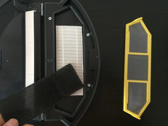 Recensione Alfawise V8S, l'aspirapolvere automatico potente ed economico