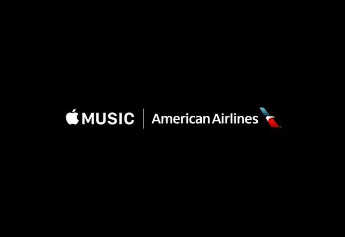 I clienti di American Airlines potranno accedere gratis ad Apple Music durante i voli