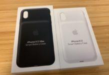 In Apple Smart Battery Case per iPhone XS e XS Max c'è una batteria più piccola