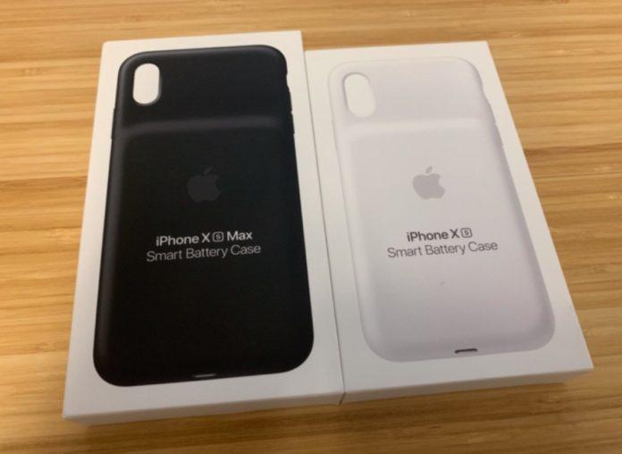 In Apple Smart Battery Case Per Iphone Xs E Xs Max Cè Una