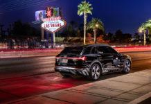 Audi e-tron a Las Vegas