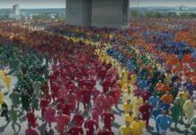 Nel nuovo spot Apple Color Flood una marea di colori e una chicca nascosta