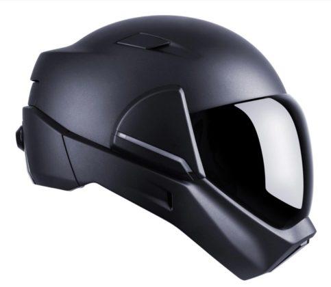 CrossHelmet, il casco connesso con HUD a 360 gradi: CES 2019