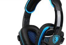 Sades GT, cuffie da gaming con cancellazione del rumore a 13,99 euro