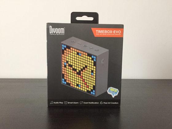 Recensione Divoom Timebox Evo, lo speaker con display LED programmabile