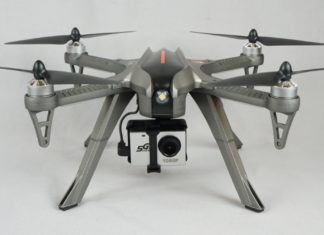 MJX Bugs 3H, drone brushless con video HD in sconto a soli 83,99 euro
