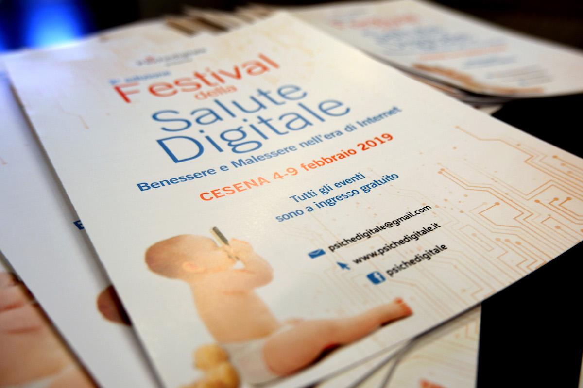 Benessere e malessere nell'era di Internet al Festival della Salute digitale a Cesena