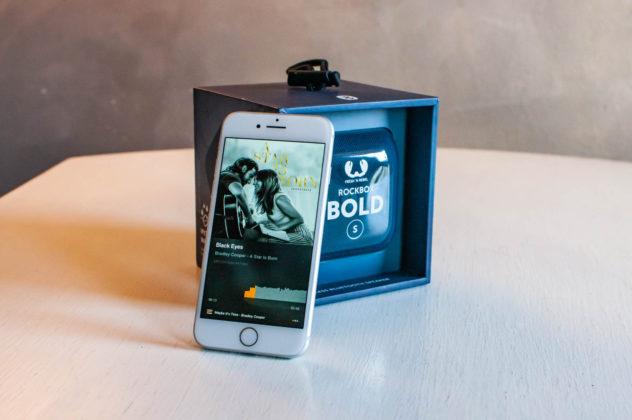 RockBox Bold S, recensione del cubo magico di Fresh 'n Rebel