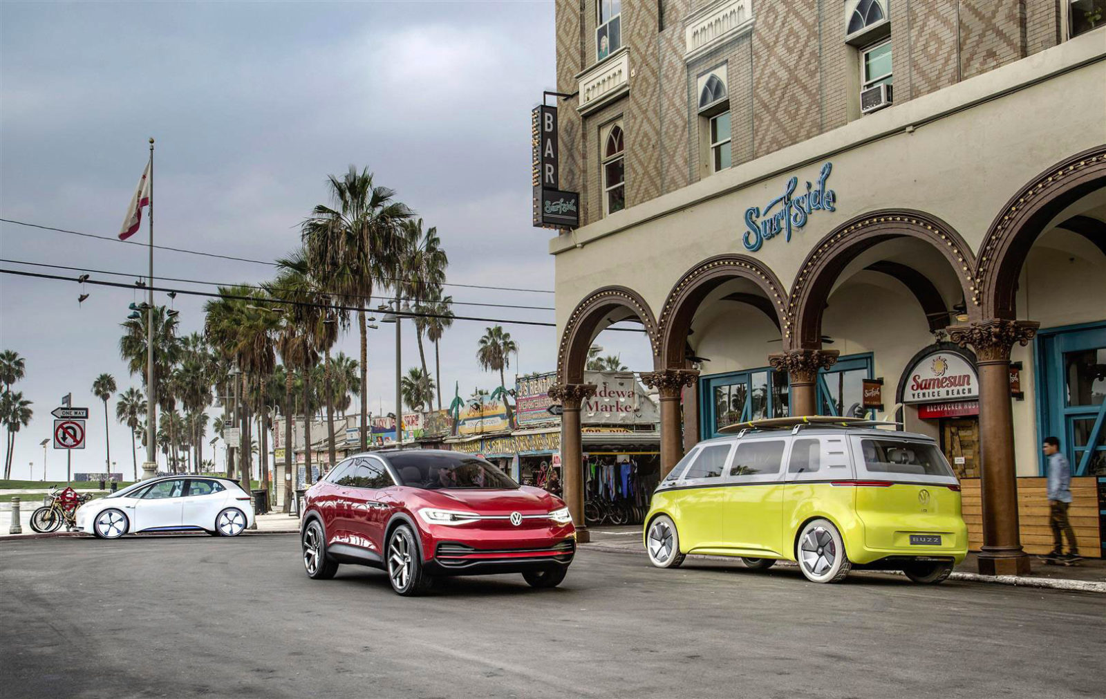 La gamma Volkswagen ID.