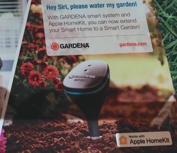 Gardena con HomeKit, Alexa e Google, il sistema di irrigazione presto compatibile