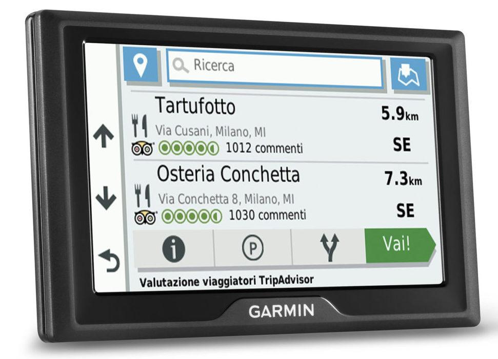Al CES 2019 Garmin presenta i nuovi navigatori con Galileo e GPS