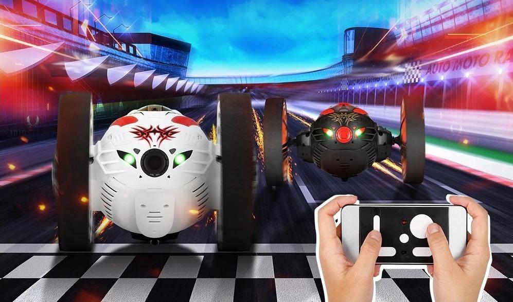 GBLife Bounce Car, salti di divertimento a portata di smartphone