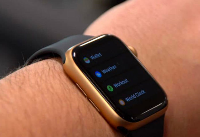 Apple studia nuove gesture per Apple Watch e iPhone
