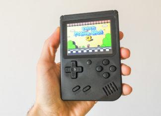 Recensione Gocomma, la console portatile con 168 giochi inclusi