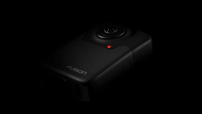 L'aggiornamento GoPro Fusion VR ne aumenta la risoluzione
