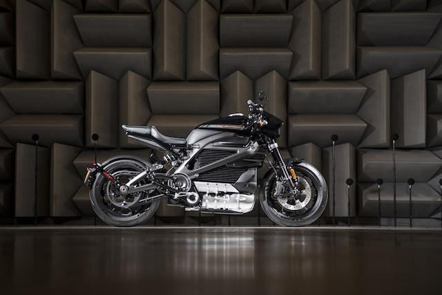 CES 2019, Harley-Davidson svela le specifiche della moto elettrica LiveWire