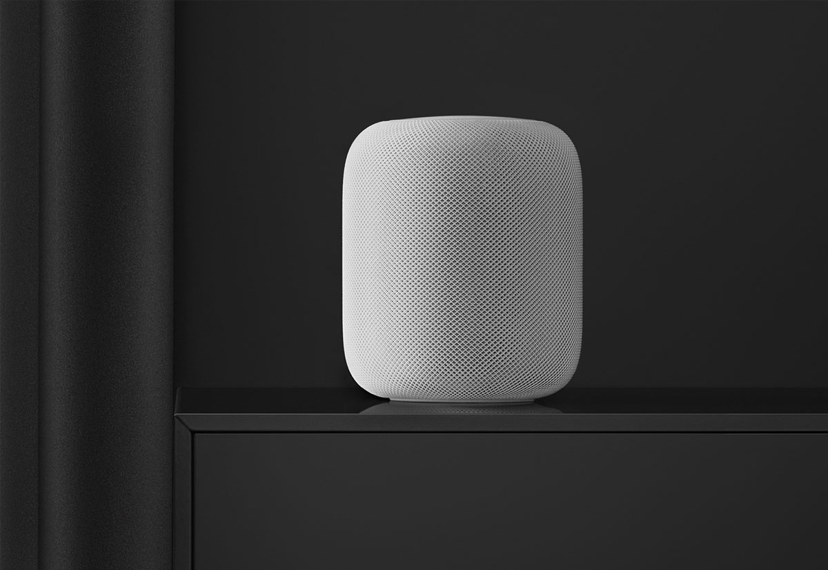 HomePod supporta le coppie stereo e l'audio multiroom