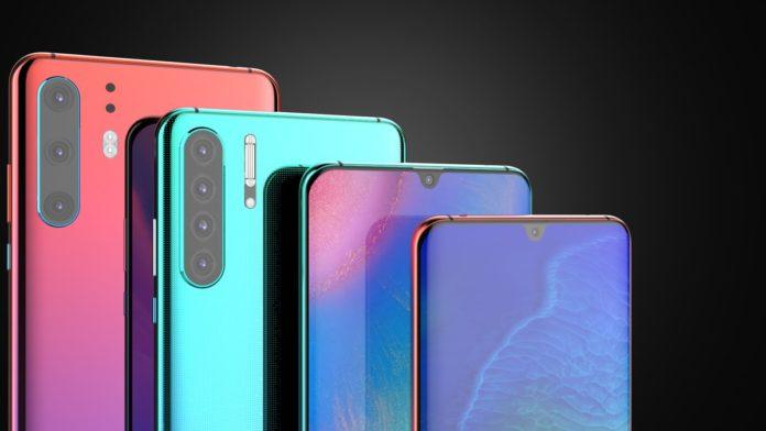 Tutto quello che sappiamo su Huawei P30