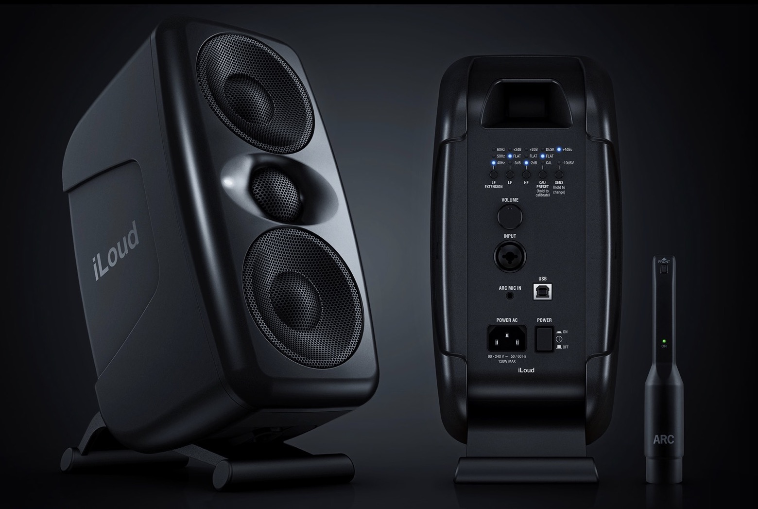 iLoud MTM, lo studio monitor re-inventato di IK Multimedia