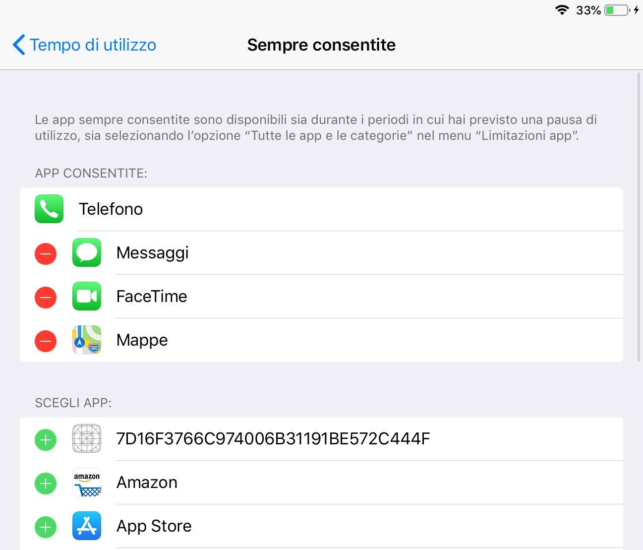 Come bloccare app iOS con password grazie a Tempo di utilizzo