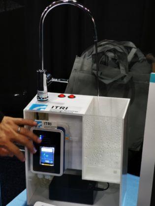 CES 2019, il taiwanese ITRI mostra uno sterilizzatore portatile a LED UV