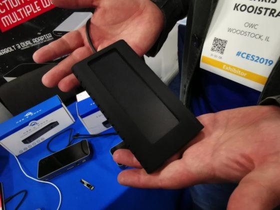 CES 2019, le nuove unità SSD Thunderbolt e rugged di OWC